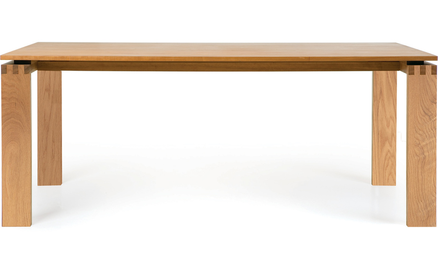 003 atlantico table walnut