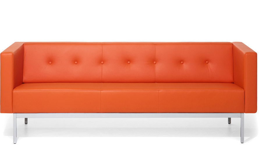 070 two seat sofa with arms