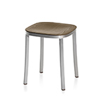 emeco 1 inch small stool  -
