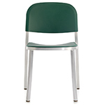 emeco 1 inch stacking chair  -