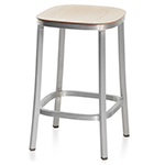 emeco 1 inch stool  -
