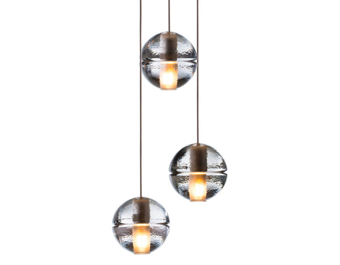 bocci 14.3 three pendant chandelier