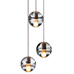 bocci 14.3 three pendant chandelier  -