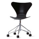 series 7 swivel side chair - color