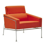 arne jacobsen series 3300 - easy chair