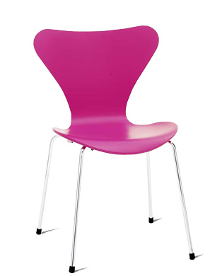 series 7 side chair - color