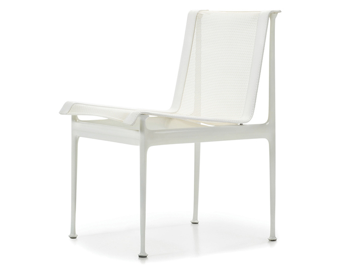 richard schultz 1966 armless dining chair