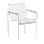 richard schultz 1966 dining chair with arms  -