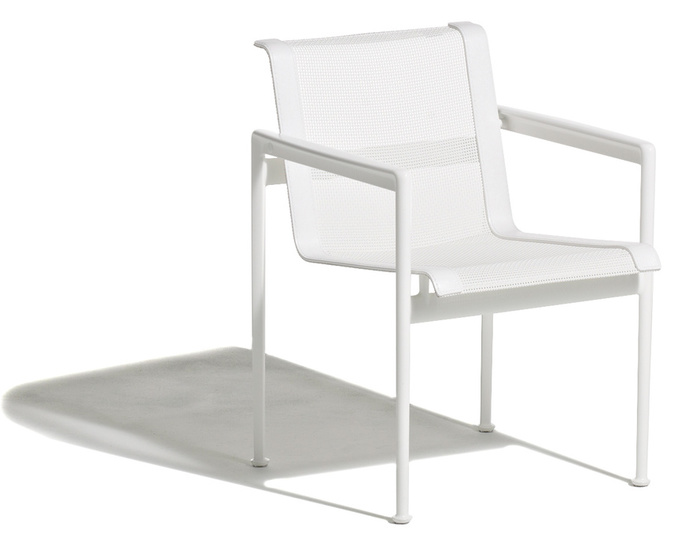 richard schultz 1966 dining chair with arms