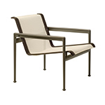 1966 lounge chair with arms  -