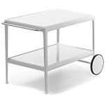 richard schultz 1966 serving cart  -