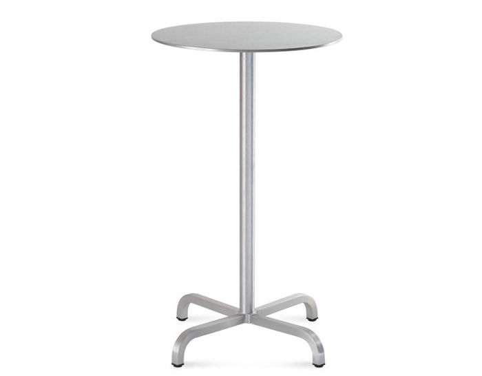 emeco 20-06 round bar table