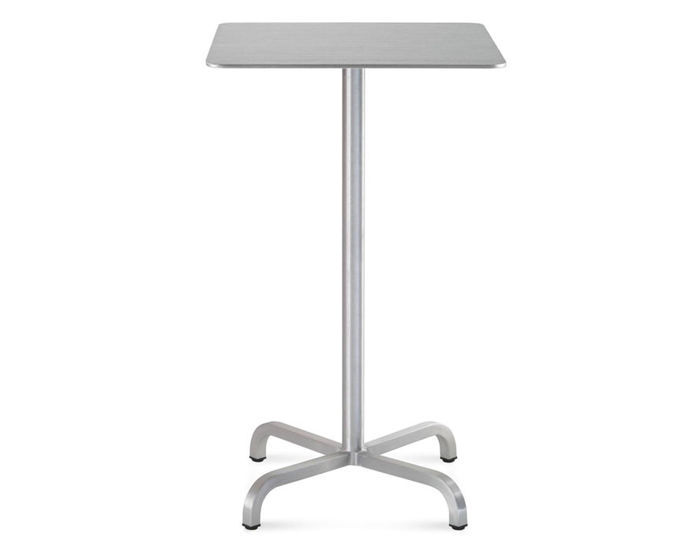 emeco 20-06 square bar table