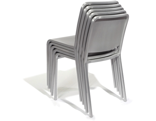 Emeco 20 06 Stacking Chair Hivemodern Com