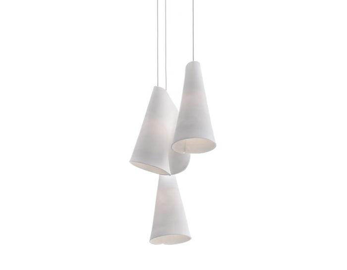 bocci 21.3 three pendant chandelier