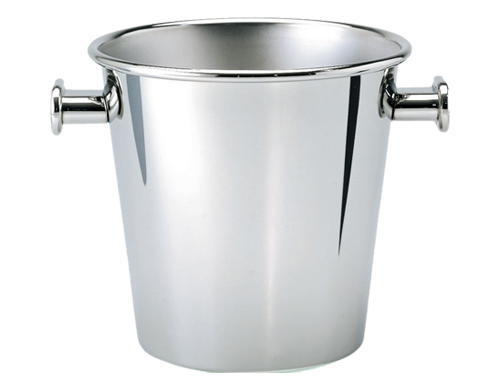 alessi sottsass ice bucket/wine cooler