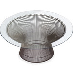 platner bronze coffee