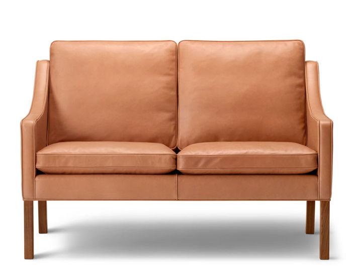 mogensen 2208 two seat club sofa