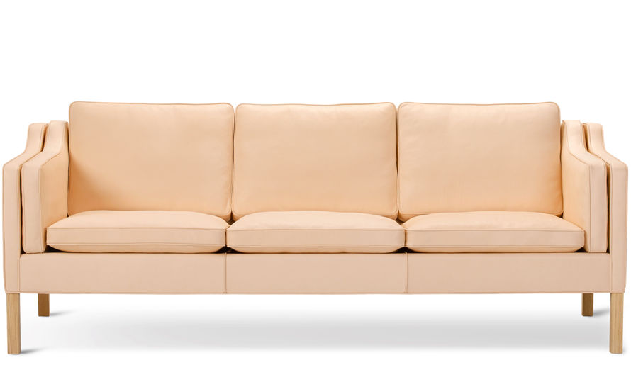 mogensen 2213 three seat sofa