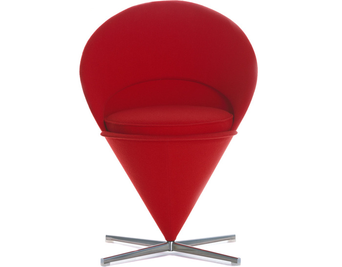 verner panton cone chair