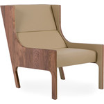 bergere chair - oak