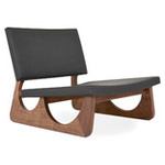 sledge lounge chair