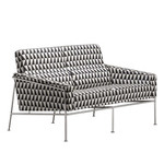 arne jacobsen series 3300 2 seat sofa