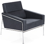 3300 easy chair - Arne Jacobsen - Fritz Hansen