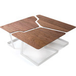 fracture coffee table