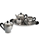 bombe tea & coffee set