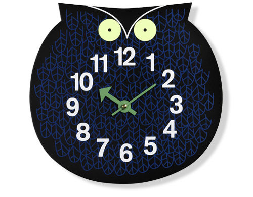 nelson zoo timer omar the owl clock