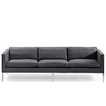 905 2.5 seat 3 cushion sofa  - artifort