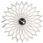 sunflower clock