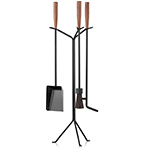 nelson fireplace tool set - George Nelson - Herman Miller