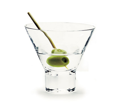 aarne cocktail glass 2 pack