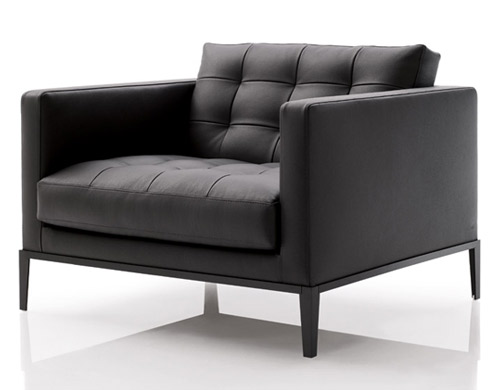 Black Panton Chair