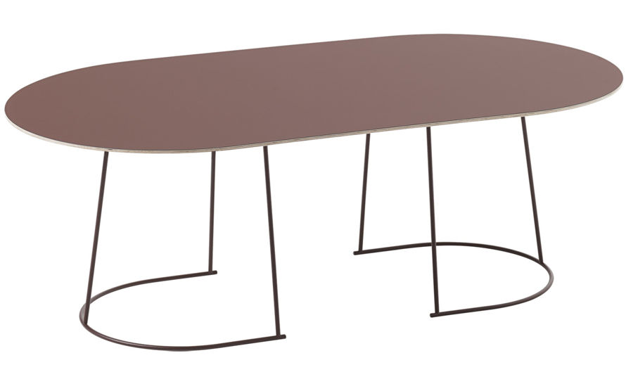airy large coffee table