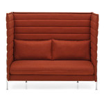 alcove highback two seater sofa  -