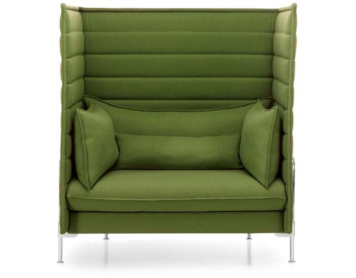 Alcove Highback Sofa Hivemodern Com