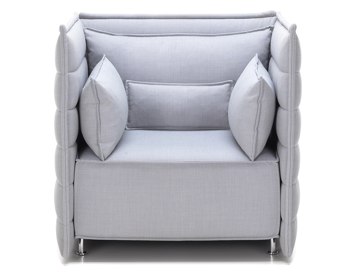alcove plume fauteuil