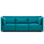 alcove plume 3 seater sofa - Bros Bouroullec - vitra.