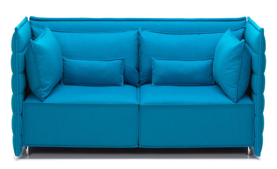 alcove plume 2 seater sofa