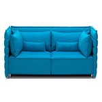 alcove plume 2 seater sofa - Bros Bouroullec - vitra.