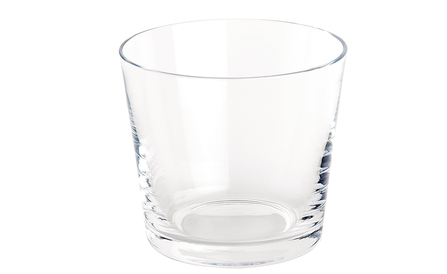alessi tonale crystalline glass beaker 4 pack