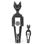 alexander girard cat wooden doll  -