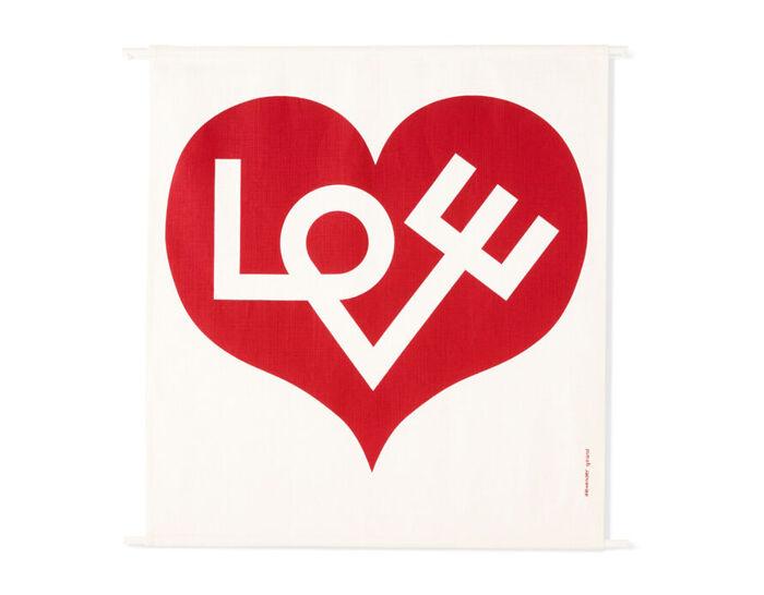girard® love heart environmental enrichment panel