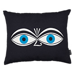 alexander girard graphic print eyes pillow