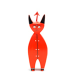 alexander girard little devil wooden doll  -
