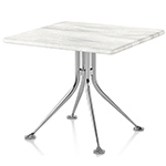 alexander girard® splayed leg table  -