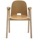 alfi high back armchair - Jasper Morrison - emeco